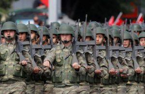 ترکیه: آمریکا نمیتواند جلوی عملیات ما در سوریه را بگیرد