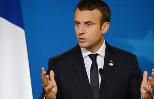 ۵۹ درصد مردم فرانسه از سخنان مکرون قانع نشدند