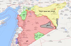 روسیه: آمریکا خاک سوریه را اشغال کرده است