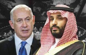 عواقب دیدار احتمالی بن سلمان با نتانیاهو