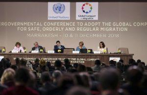 پیمان سازمان ملل درباره مهاجرت به تصویب رسید