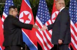 هشدار کرهشمالی به آمریکا؛ روند نابودی سلاح اتمی در خطر است