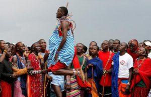 المپیک بومیان «ماساییمارا» + تصاویر
