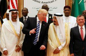 روزنامه صهیونیستی: شکست احتمالی ترامپ برای تشکیل ناتوی عربی علیه ایران