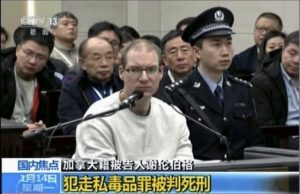 عفو بینالملل: چین باید حکم اعدام صادر شده علیه یک شهروند کانادایی را لغو کند