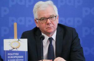 وزیر خارجه لهستان: ایران را به نشست ورشو دعوت نکردیم