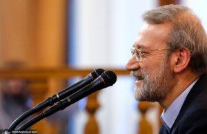 لاریجانی: آنها نمی توانند ایران و انقلاب را حذف کنند