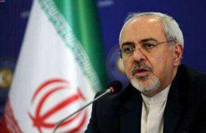 ظریف: آمریکا حق دخالت در روابط ایران و عراق را ندارد