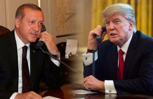 توافق تلفنی ترامپ و اردوغان برای به عهده گرفتن مسوولیت امنیت منبج توسط ترکیه