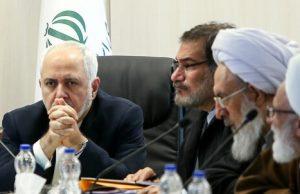 ظریف در جلسه امروز مجمع تشخیص مصلحت شرکت کرد