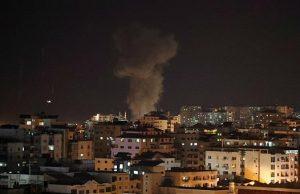 حمله مجدد اسرائیل به غزه