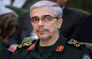 سردار باقری: هراس دشمن سبب شد، درگیری نظامی نداشته باشیم