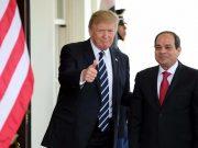 مصر به دنبال ارتباط با یهودیان آمریکا برای جلوگیری از قطع کمک های ترامپ