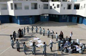 اسراییل مدارس سازمان ملل در قدس اشغالی را تعطیل میکند