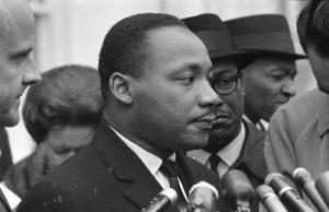 «من رویایی دارم»؛ بزرگداشت رهبر مبارزات علیه نژادپرستی در آمریکا+تصاویر