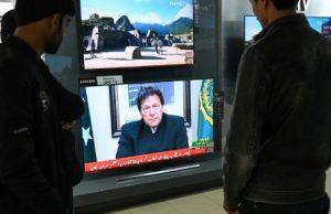 عمران خان هند را تهدید کرد: اگر حمله کنند تلافی میکنیم