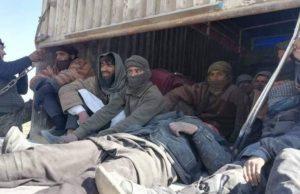 توقف خروج غیر نظامیان از دیرالزور توسط داعش