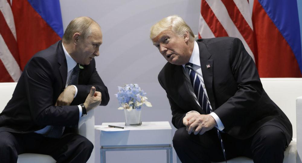 Image result for توافق محرمانه پوتین و ترامپ درباره ایران؟