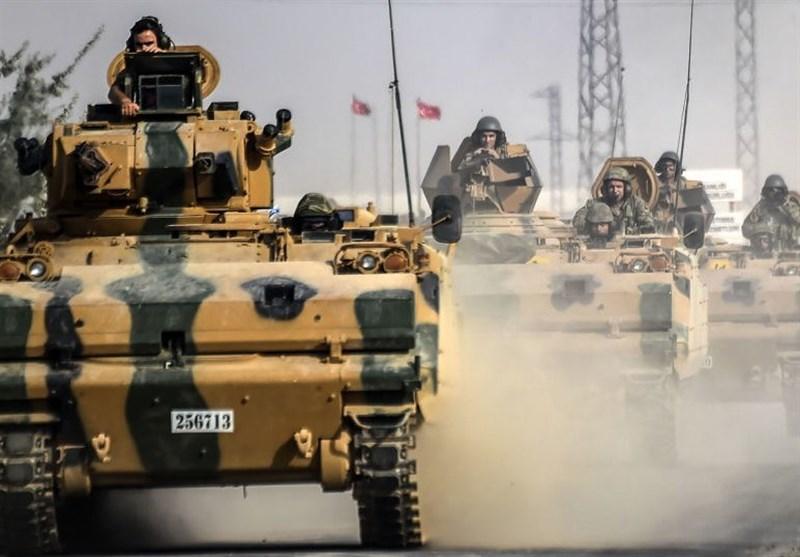 آناتولی: ترکیه به پایگاه نظامی کردها در سوریه حمله کرد | خبرگزاری ...