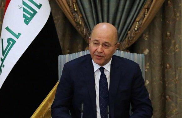 رییسجمهور عراق: خواهان جنگ در هیچ نقطهای نیستیم