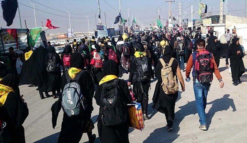 بغداد: حضور نظامیان ایرانی برای امنیت اربعین کذب است
