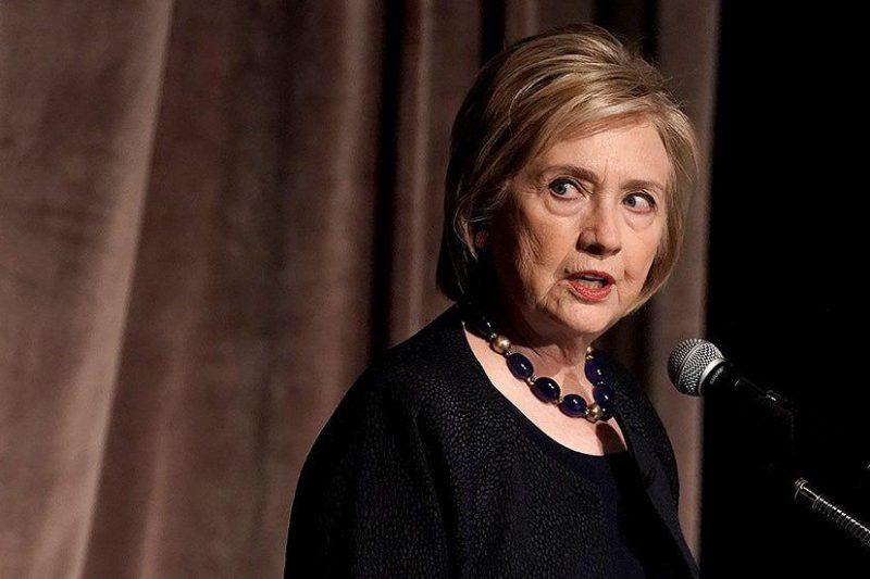 هیلاری کلینتون: در صورت احتمال پیروزی وارد انتخابات ریاست جمهوری آمریکا می شوم