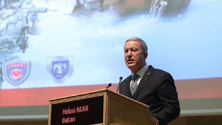 وزارت دفاع ترکیه: ما برای دفاع از حقوقمان در آبهای منطقهای خود مصمم هستیم