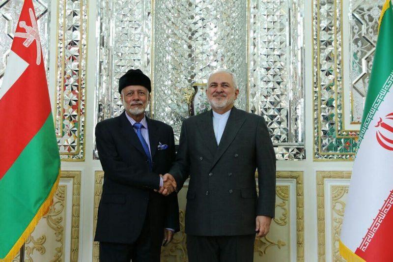 ظریف: پویش صلح هرمز در راستای گفت و گو با همه کشورهای منطقه است