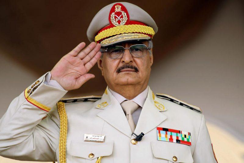 ژنرال حفتر فرمان تصرف پایتخت لیبی را صادر کرد