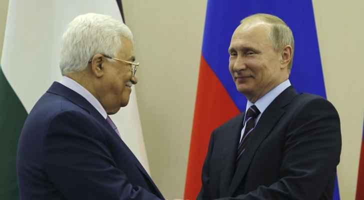 دیدار پوتین و عباس در بیت لحم