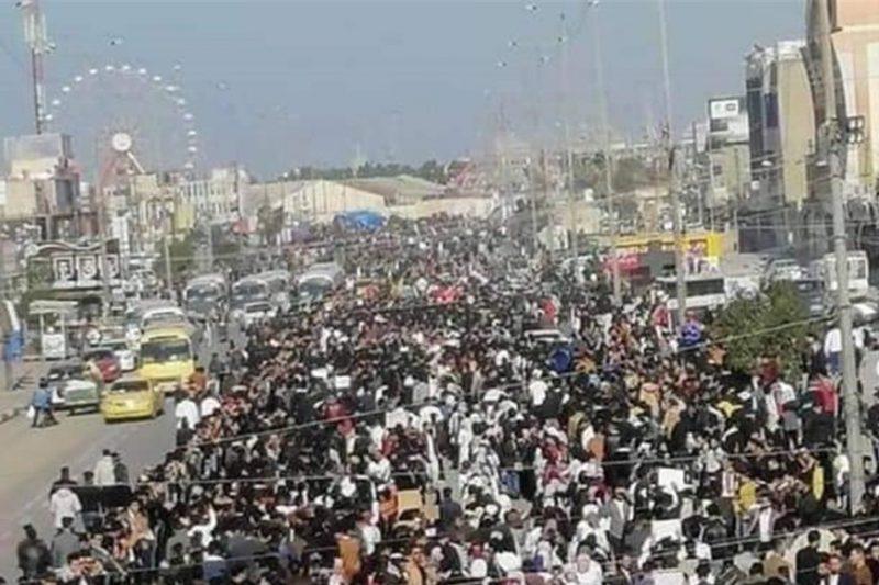 حقوق بشر عراق: کشته شدن 12 معترض در بغداد و ذی قار