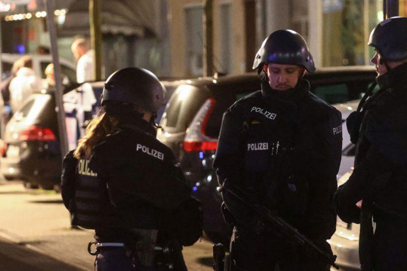 13 کشته و زخمی بر اثر تیراندازی در آلمان
