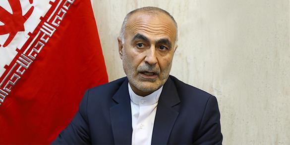 حجت الله فیروزی سخنگوی کمیسیون عمران مجلس شورای اسلامی