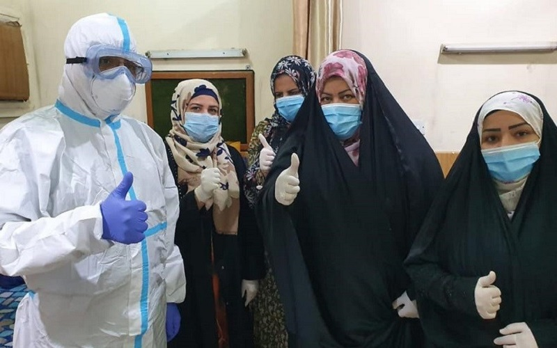 کرونا در عراق؛ آمار ابتلا از ۵۳۰ هزار فراتر رفت/ بیش از ۴۶۰ هزار مبتلا  بهبود یافتند | خبرگزاری بین المللی شفقنا