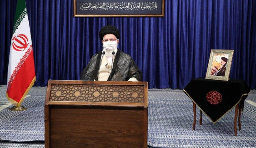 نشست تصویری رهبر انقلاب با هیات وزیران به مناسبت هفته دولت ...