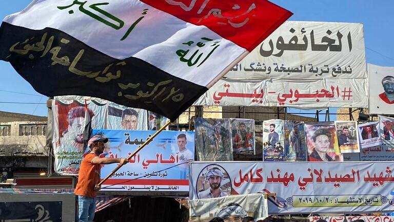 بازداشت اعضای یک باند تروریستی در نجف که تظاهرکنندگان و نیروهای امنیتی را هدف میگرفت