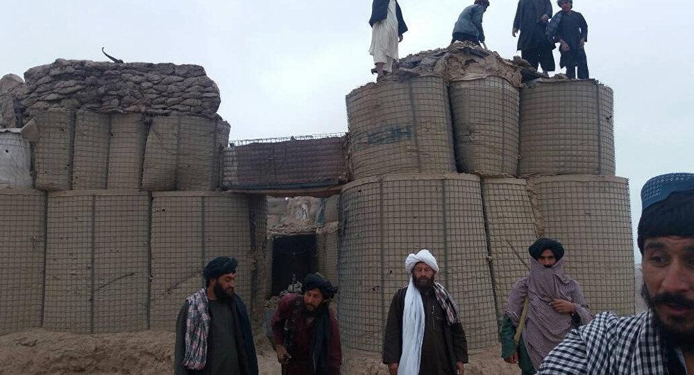 پیشروی طالبان بر مواضع دولت افغانستان؛ سه شهرستان در سرپل و ارزگان سقوط کرد