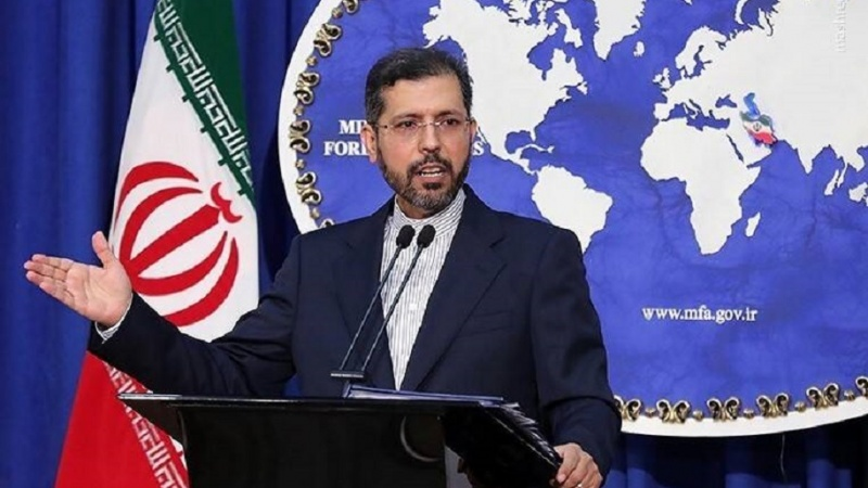 خطیب زاده: ایران از یک عراق متحد و قوی حمایت میکند