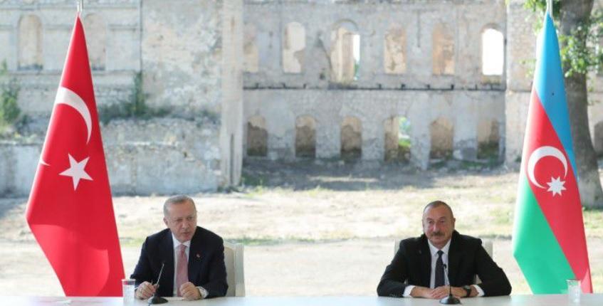 روسیه مذاکرات بر سر پایگاه نظامی ترکیه در جمهوری آذربایجان را تحت نظر دارد