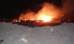 آمریکا مواضع الحشد الشعبی در مرز عراق و سوریه را بمباران کرد