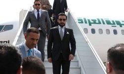 سفر رئیس پارلمان عراق به قاهره برای دیدار با مقامات مصر و شیخ الازهر